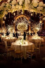25 of the most beautiful wedding reception decor and table