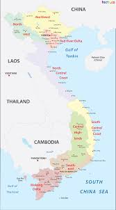 Blank Map Of Vietnam by Vietnam Map Blank Political Vietnam Map With Cities
