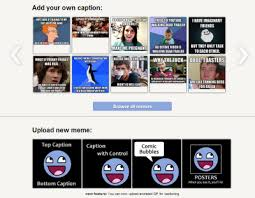 Make A Meme Online With Your Own Picture - computer tricks lab how to create gag meme online
