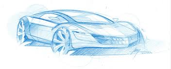 sketch a day 171 sport car sketch a day sketches by spencer