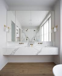 Modern Bathrooms Pinterest Best 25 Carrara Marble Bathroom Ideas On Pinterest For Vanity