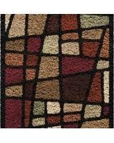 fall sale orian rugs shag geometric streetfair multi area rug