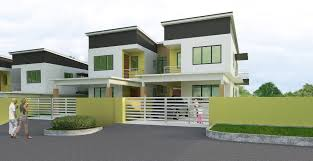 pan villa properties u2013 proposed 16 units of lot 5759 double storey