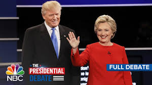 where does hillary clinton live the first presidential debate hillary clinton and donald trump