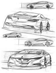 mark fetherston mercedes exterior designer design sketch