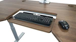 Computer Desk With Adjustable Keyboard Tray Computer Desk With Adjustable Keyboard Tray Desk Keyboard Tray