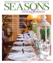 seasons style u0026 design spring 2017 by o henry magazine issuu