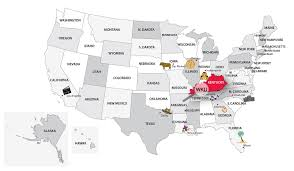 Map Of Nebraska Cities Where Is Wku Western Kentucky University