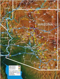 Truck Route Maps by Arizona