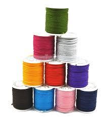 knotting cord 10 rolls knotting cord shamballa macrame thread 1mm
