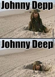 Deep Meme - johnny depp vs johnny deep captain jack pinterest johnny