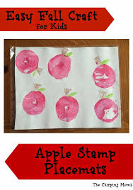 Simple Fall Crafts For Kids - fall crafts for kids the chirping moms