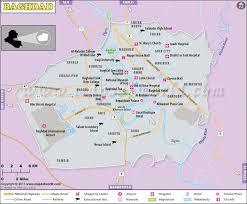 baghdad on a map baghdad map city map of baghdad iraq