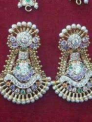 rajputi earrings gold earrings in pali rajasthan sone ki baliyan manufacturers