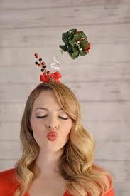 mistletoe headband gingerbread men headband christmas sweater accessories