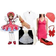 Sakura Halloween Costume 33 Sakura Card Captor Trc Inspired Images