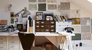 comment am ager un bureau comment s aménager un coin bureau sous les combles facile