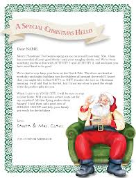 letters to from santa free printables printable letters write