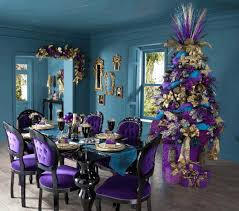 decorating christmas dinner table dining color combinations color
