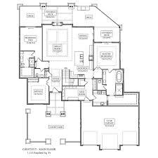 chestnut floor plan from noco custom homes