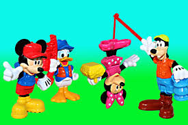 mickey mouse clubhouse campfire fishing minnie mouse