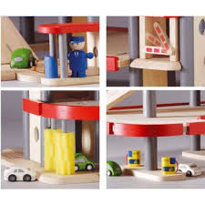 plan toys parking garage