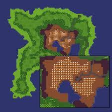 Random Map Generator Random Project Lab Procedurally Generated Island Overworld Map