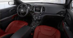 jeep interior 2017 jeep cherokee sport interior decoration ideas collection photo