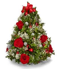 christmas flowers oh christmas tree bouquet at from you flowers