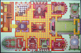 clue mansion floor plan rended press how about another community project