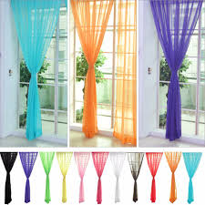 curtains solid colored curtain panels beautiful voile curtains