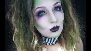 Youtube Halloween Makeup by E11 Glam Beetlejuice Halloween Makeup Tutorial Youtube