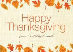 front imprint thanksgiving greeting cards