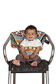 siege nomade bébé totseat chaise nomade pour bébé motif tapas multicolore la