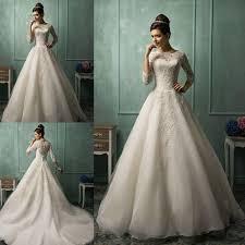 cheap sleeve wedding dresses sposa sleeve wedding dresses for 2015 white ivory