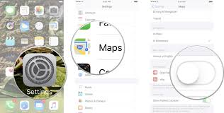 Launch Maps How To Enable And Use Maps Extensions On Iphone And Ipad Imore