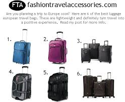 light travel bags luggage best luggage european travel bags best lightweight luggage