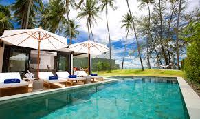 koh samui thailand nikki beach hotels beach front hotel from