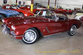 fuel injected corvette 1962 corvette fuel injected convertible ncrs top flight for sale