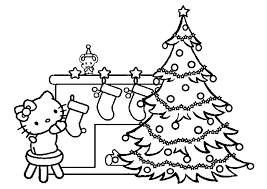 hello kitty with bike coloring pages coloring pages for kids on
