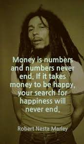 bob marley quote on happiness