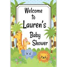 jungle baby shower jungle babies baby shower decorations