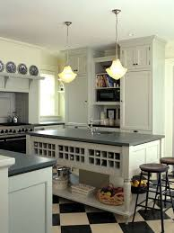 built in kitchen islands built in kitchen islands cool kitchen with built in hutch view