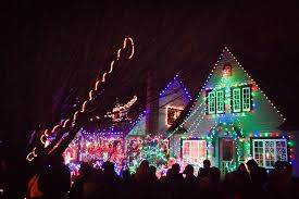 Portland Christmas Lights Things To Do In December Attractions In Portland