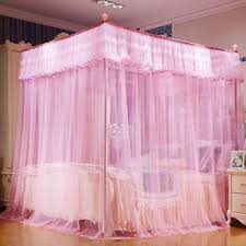 Lace Bed Canopy Bed Canopy Bed Curtain Brackets Mosquito Net Lace Frame Mosquito