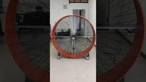 maxxair heavy duty 14 exhaust fan maxxair pro 60 in industrial heavy duty 2 speed drum fan youtube