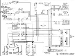 nissan wiring harness nissan wiring diagrams instruction