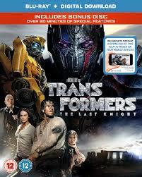 transformers 5 movie collection 4k ultra hd bonus disc blu