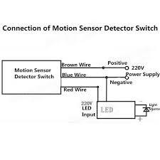 security motion sensor wiring diagram wiring diagram