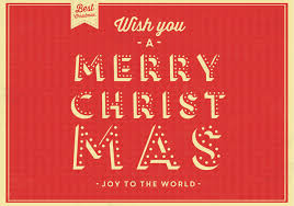 joy to the world christmas vector background download free